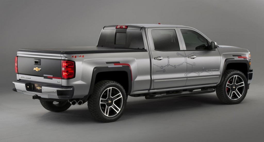 Chevrolet Silverado Toughnology Concept Introduced
