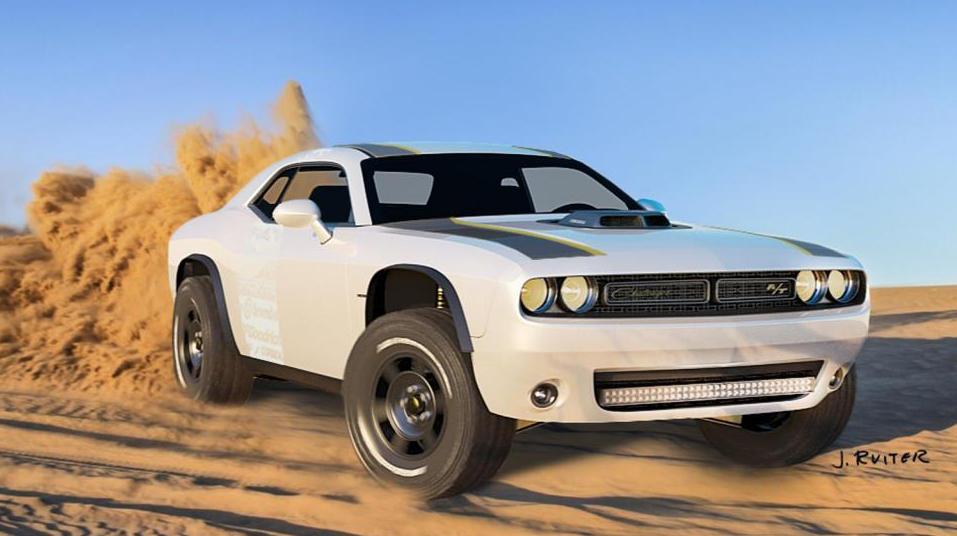 Dodge Challenger 2019 Dodge Challenger a t Untamed
