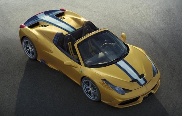 Official: Ferrari 458 Speciale A