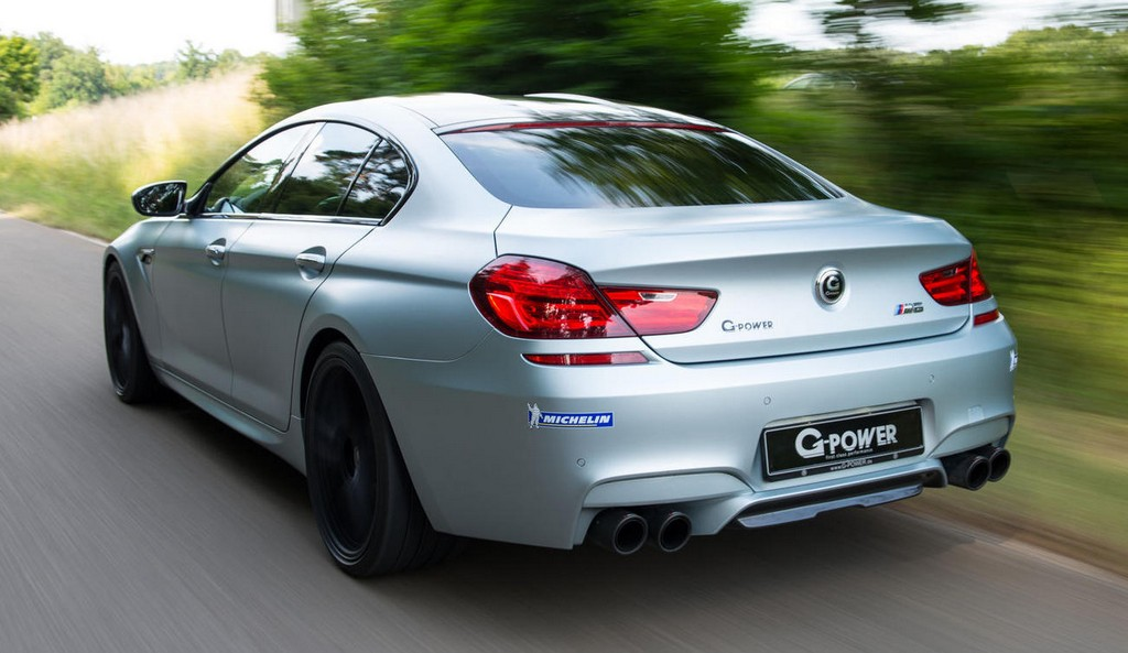 G Power BMW M6 Gran Coupe 0 600x347 At Gains