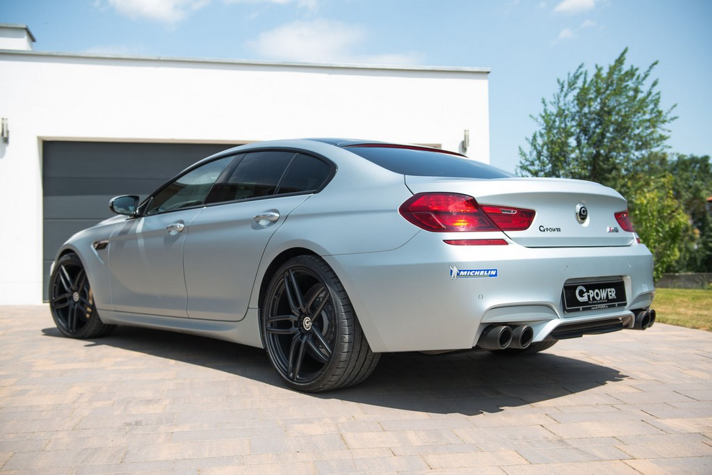 g power bmw m6 gran coupe gains 740 hp. Black Bedroom Furniture Sets. Home Design Ideas