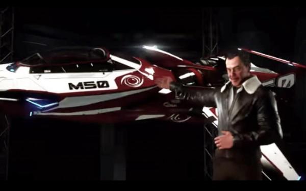 Galactic Gear 600x374 at Top Gear of the Future? Galactic Gear Reviews M50 Starship!