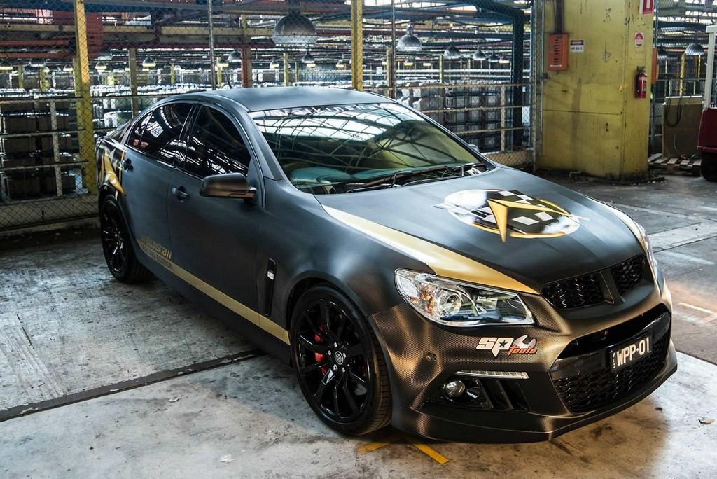 Holden Commodore Walkinshaw 0 at 750 PS Holden Commodore by Walkinshaw