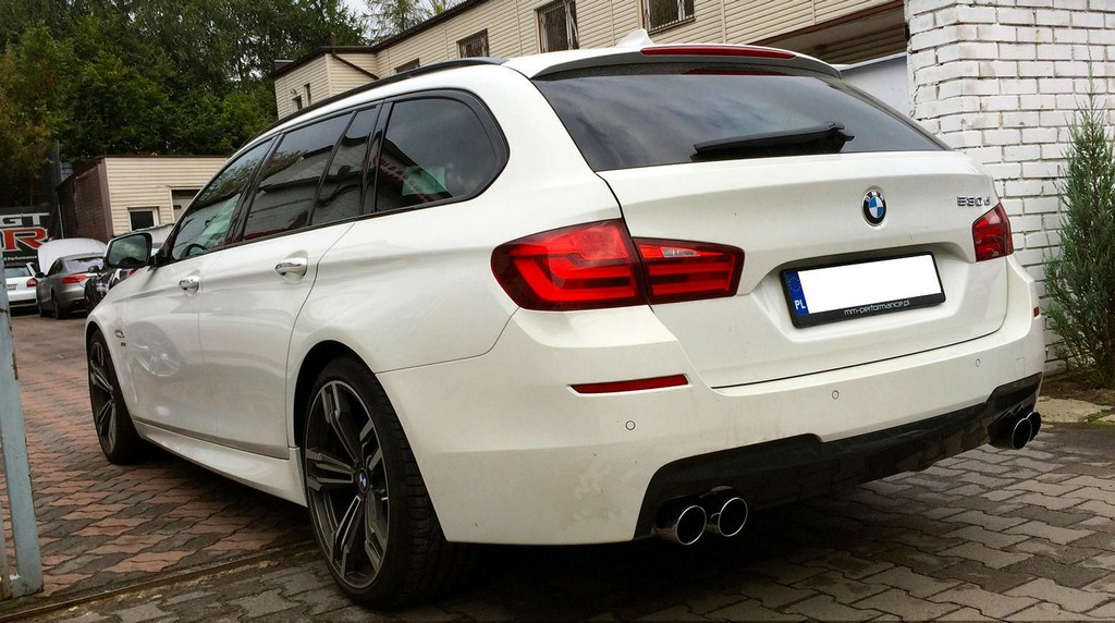 mm performance bmw 530d touring gets 285 hp. Black Bedroom Furniture Sets. Home Design Ideas