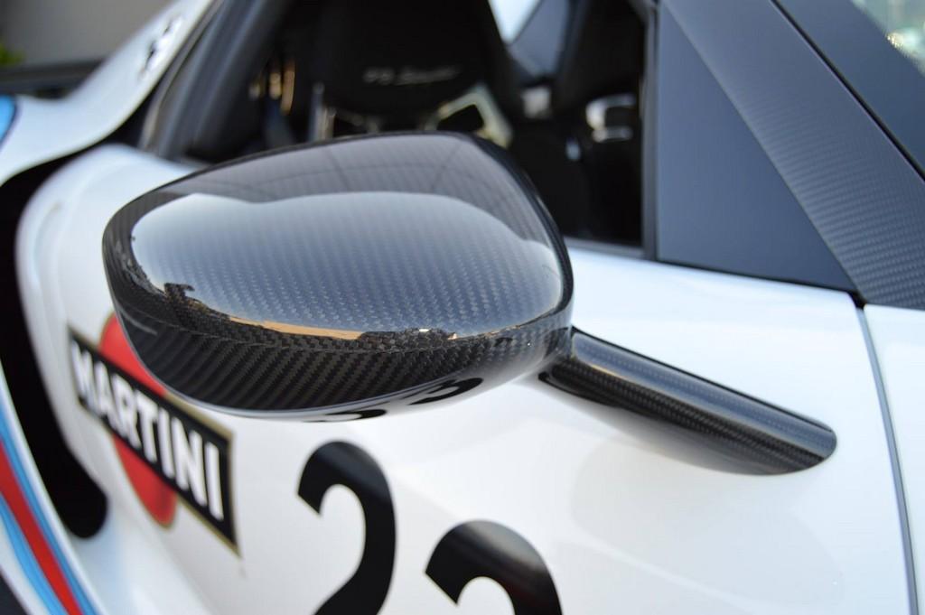 Фото | Зеркала заднего вида Porsche 918 Spyder