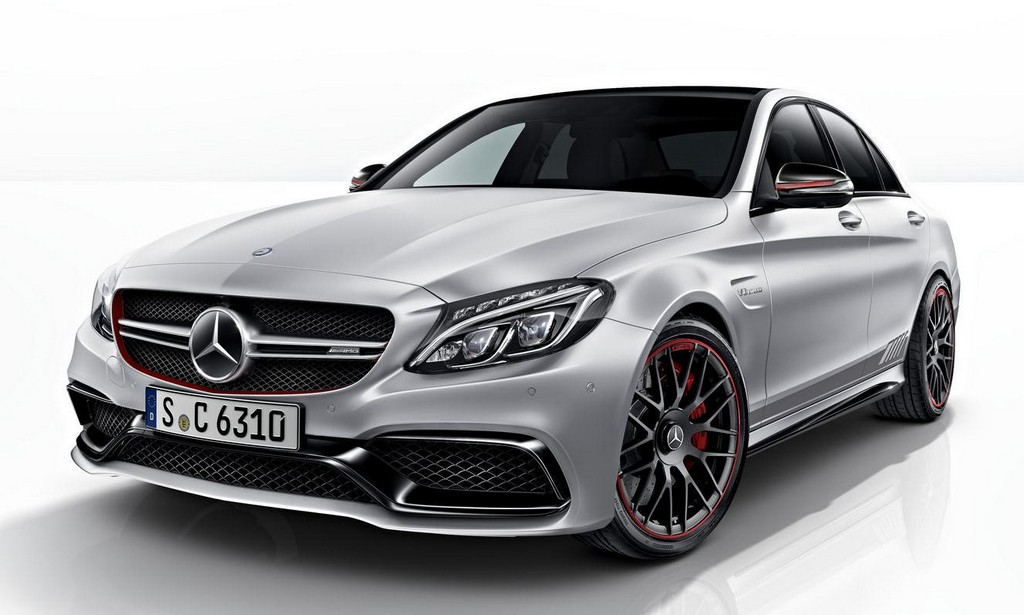 2015 mercedes c63 amg edition 1 for 2015 amg c63 mercedes benz