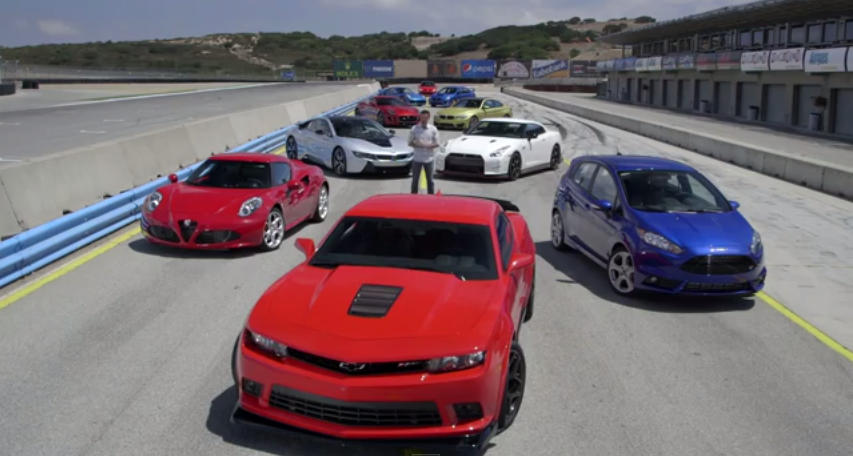 Motor Trend 2014 Best Driver 39 S Car 1 Hour Of Automotive