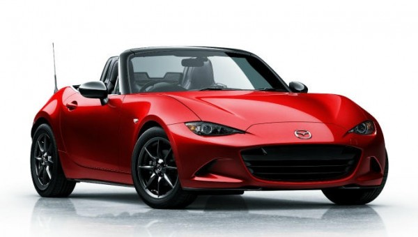 New Mazda MX-5 Officially Unveiled