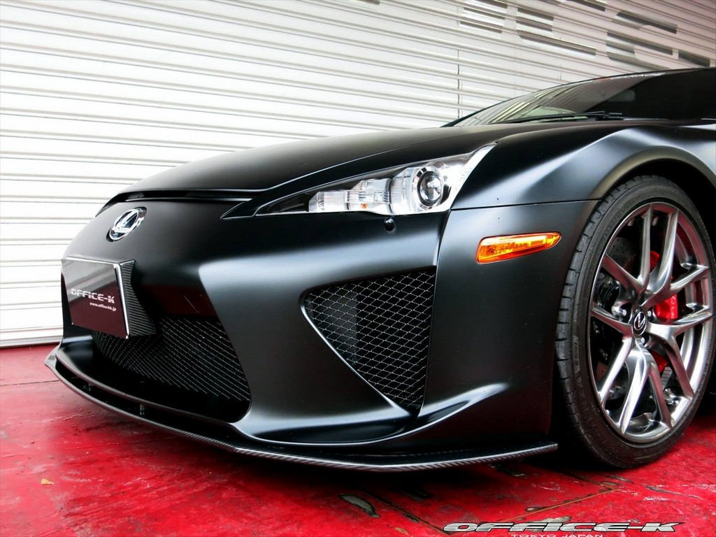 Custom Lexus Lfa By Office K