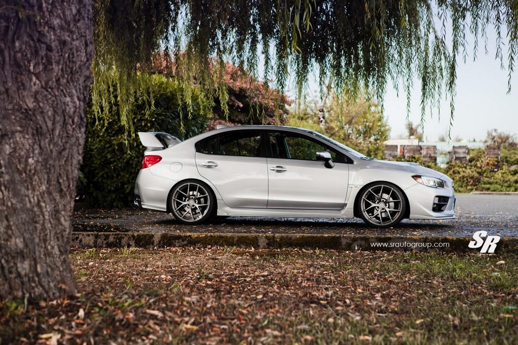 Subaru WRX STI by SR Auto Group