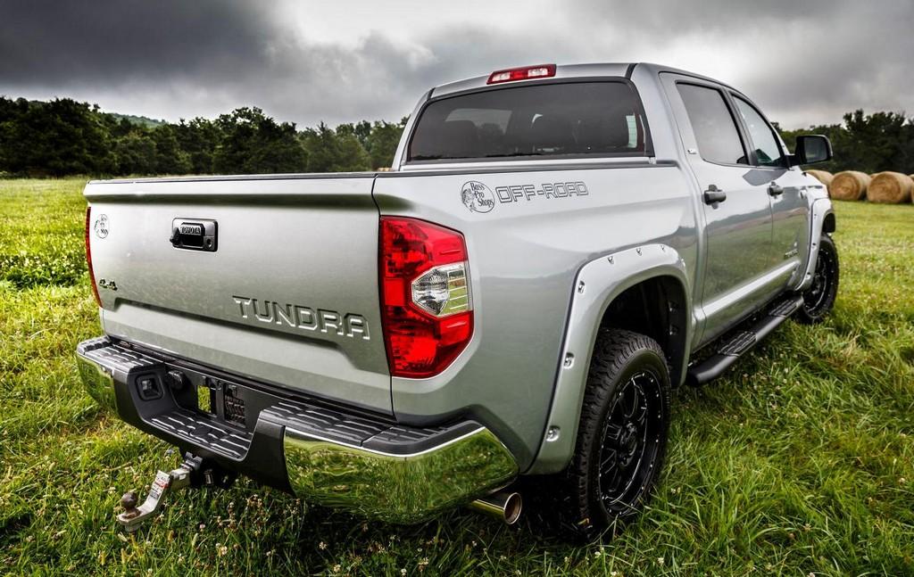 Toyota Tundra Bass Pro Shops Off Road Revealed