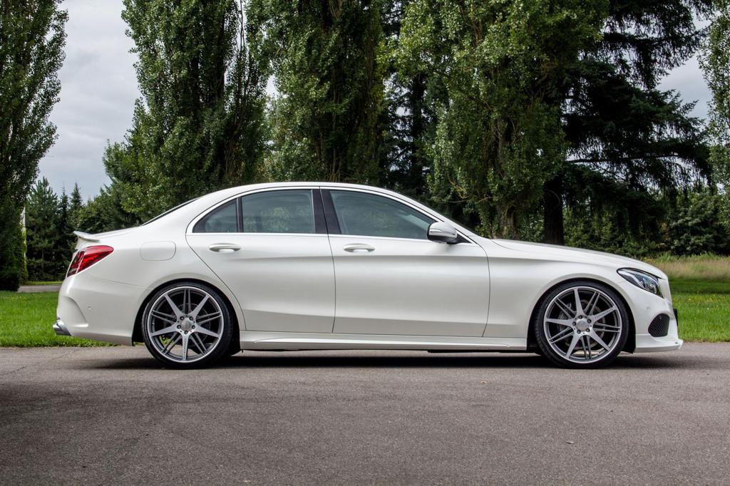 mercedes c class amg sport by carlsson. Black Bedroom Furniture Sets. Home Design Ideas