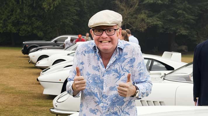 evans at Chris Evans   Not Replacing Clarkson on Top Gear   Buys a Daytona Spyder