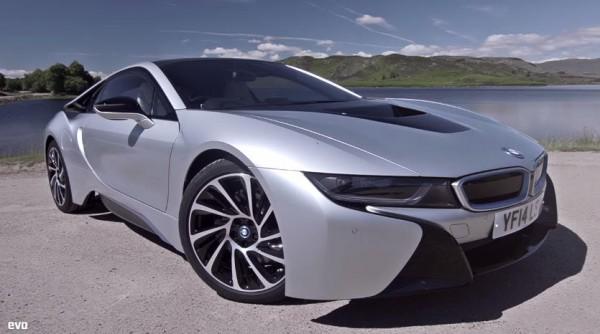 evo i8 600x334 at Evo Takes an In Depth Look at BMW i8