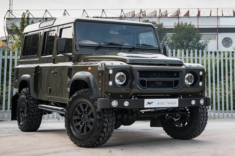 Ultimate Defender: Kahn Design Land Rover 110