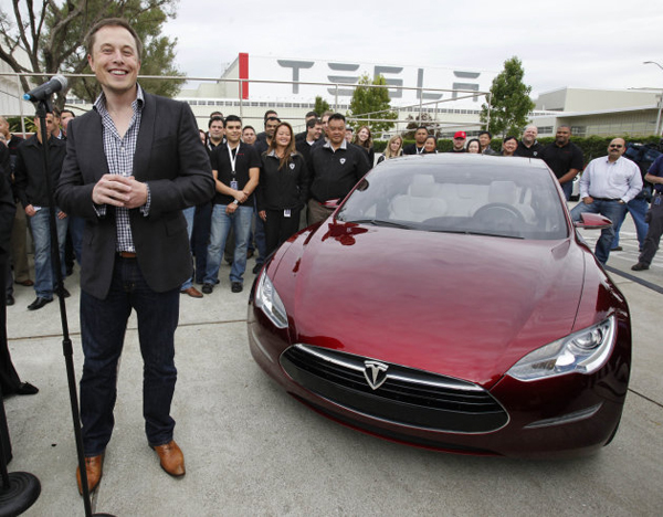 teslA2 at Tesla: Electric Is Starting To Look A Whole Lot Better