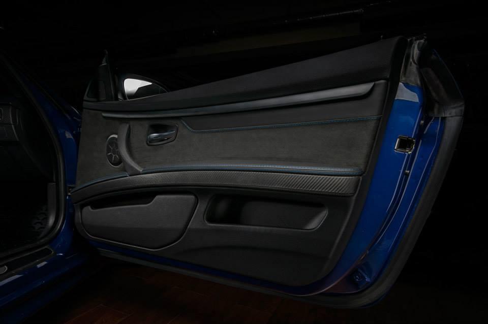 Vilner Bmw M3 E92 With Custom Interior