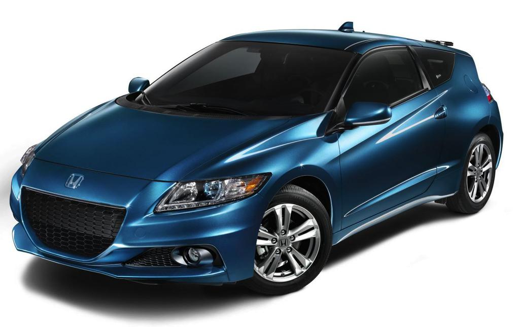 2015 honda cr z pricing and specs motorward. Black Bedroom Furniture Sets. Home Design Ideas