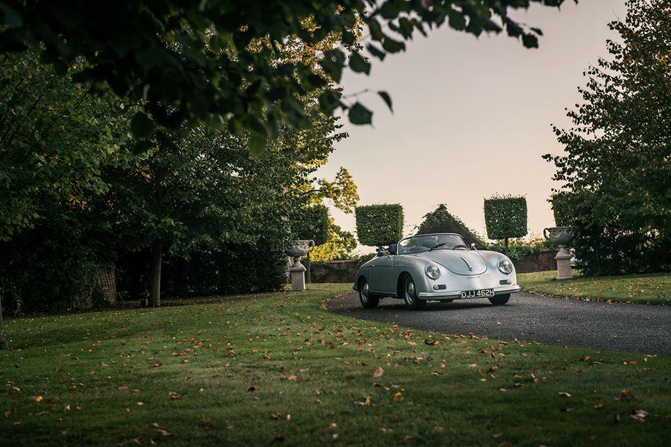 Фото | Porsche 356 Speedster