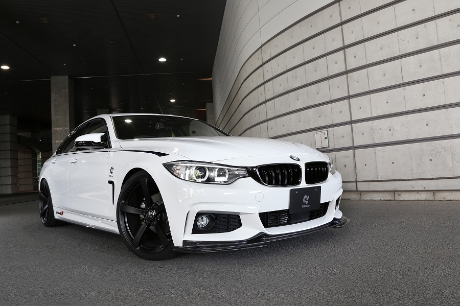 3d design bmw 4 series gran coupe m sport for Bmw 4er gran coupe m paket