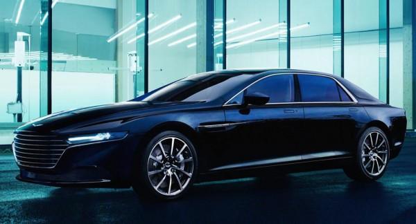 Aston Martin Lagonda new 0 600x324 at Aston Martin Lagonda Revealed Further in New Pictures