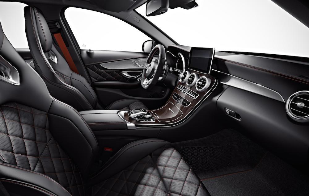 2015 Mercedes C63 AMG UK Pricing Announced