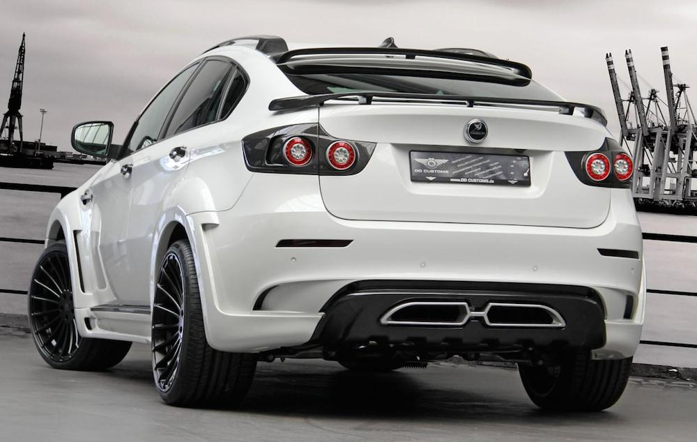 Dd Customs Bmw X6m Styling Kit