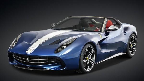 Ferrari F60 America Special Edition Unveiled