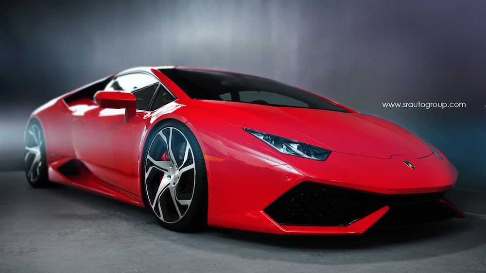 Тюнинг Lamborghini Huracan от SR Auto Group