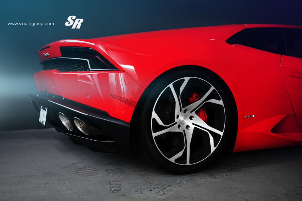 Lamborghini Huracan от SR Auto Group