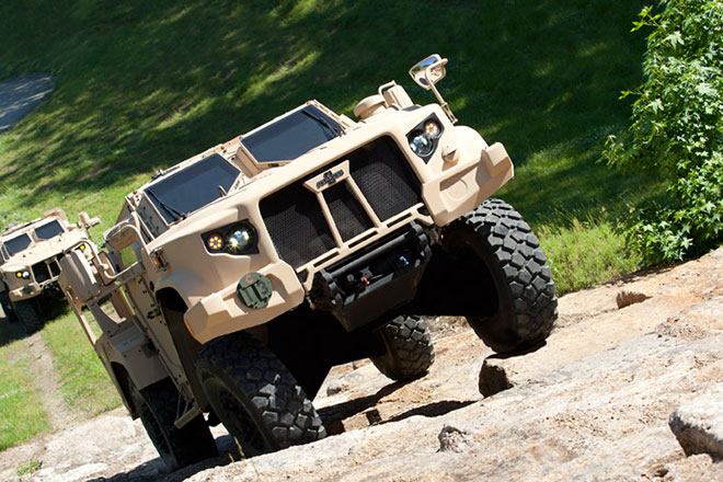 LATV001 at Is This The New Humvee?