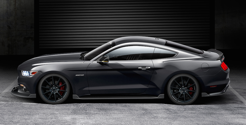 2015 Ford Mustang By Hennessey Performance