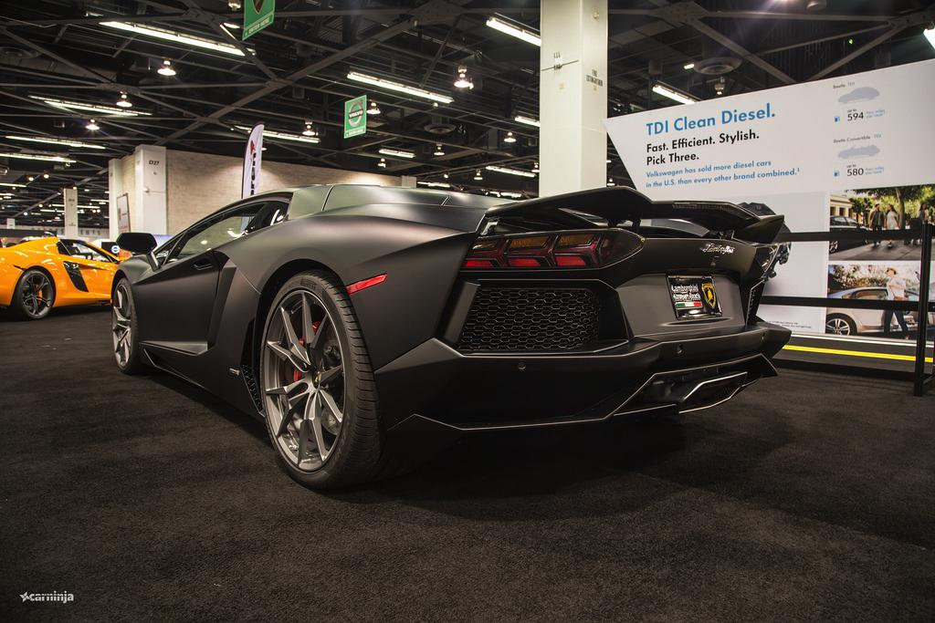Gallery The Best Of Orange County Auto Show 2014