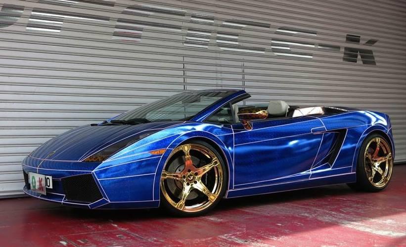 Lamborghini Gallardo Spyder Morohoshi By Office K