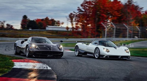 Pagani Day at Monticello 4 600x332 at Pagani Day at Monticello Motor Club in Pictures