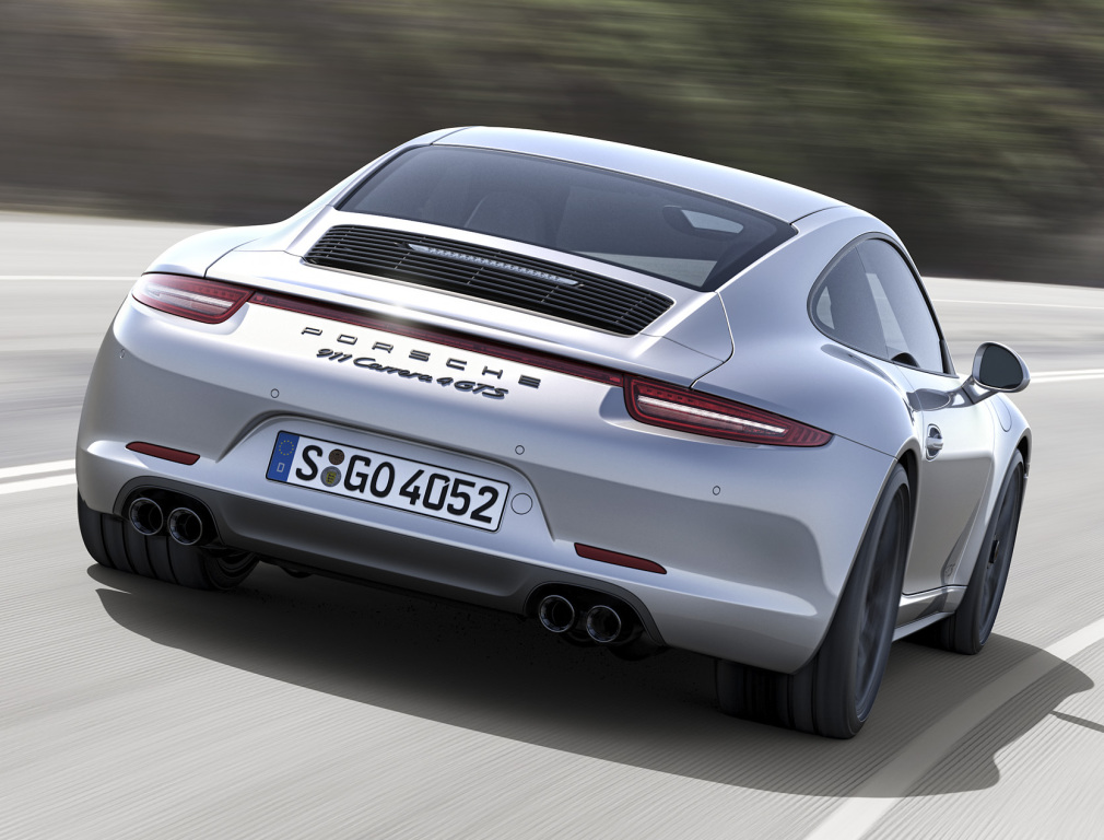 Porsche 991 Carrera Gts Revealed With 430 Hp