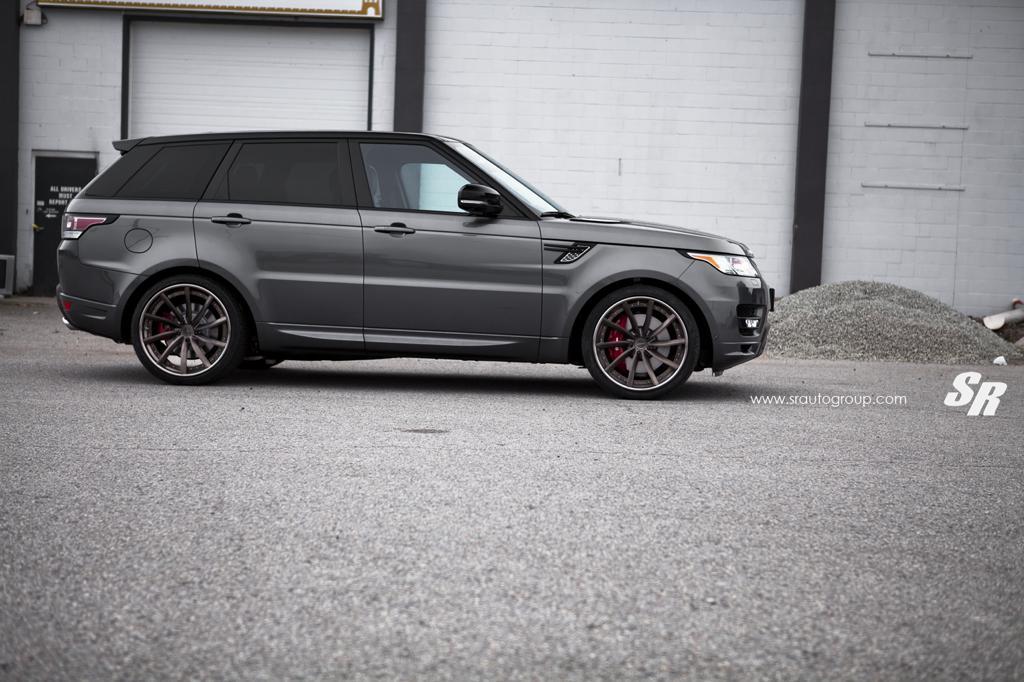Elegance Thy Name Is Sr Auto Range Rover Sport
