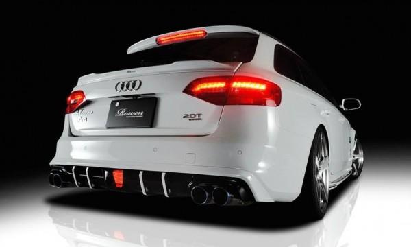 Audi A4 Avant Body Kits