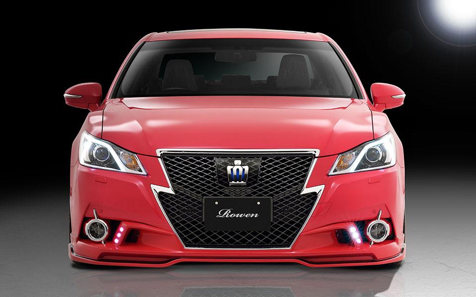 Mclaren Kit Car >> Japanese Treat: Rowen Toyota Crown Athlete