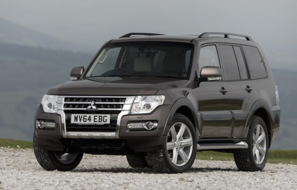 Shogun 600x384 at Mitsubishi Shogun Gets Another Facelift for 2015