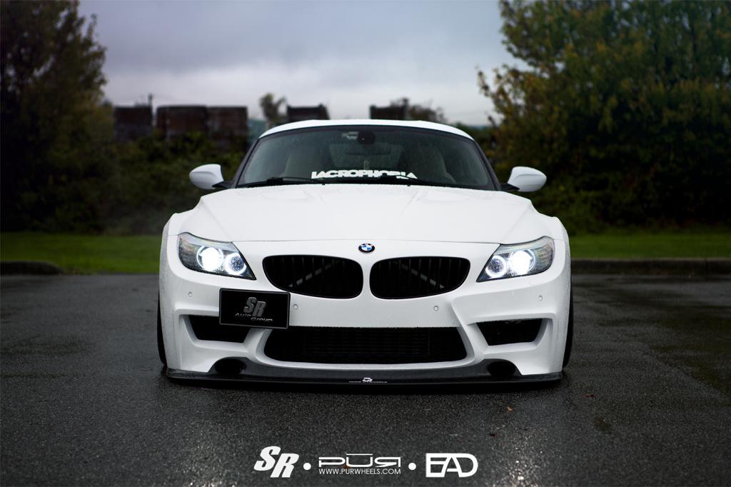 Custom Wide Body Bmw Z4 By Europa Auto Design