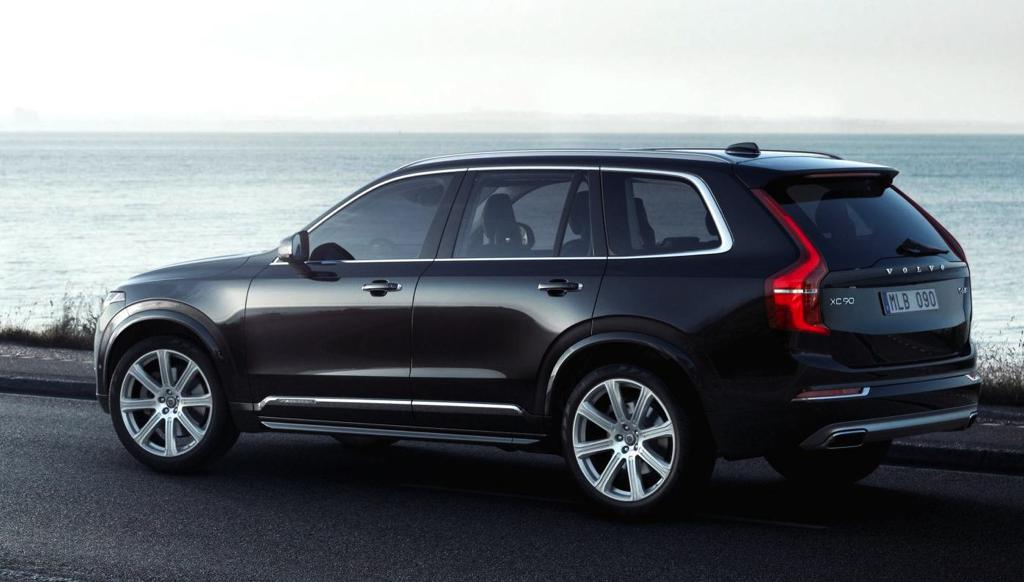 2015 volvo xc90 t6 priced from 48 900. Black Bedroom Furniture Sets. Home Design Ideas