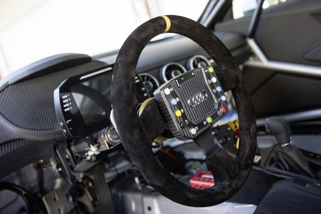 Фото салона Audi TT Sport Cup