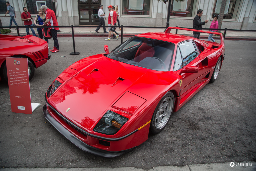 Ferrari 60th Anniversary Gala Photos And Videos