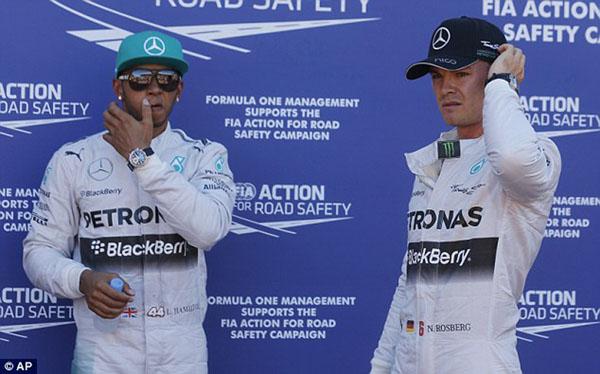 friendorfoe1 at Hamilton Vs Rosberg: Friend Or Foe?