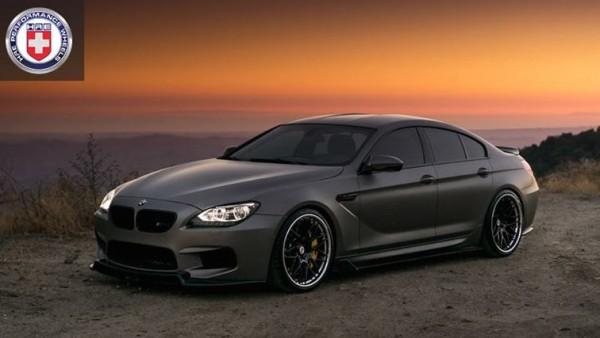 hre gran coupe 0 600x338 at Magnificent: Custom BMW M6 Gran Coupe on HREs