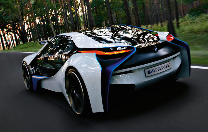 bmw i8s in the works. Black Bedroom Furniture Sets. Home Design Ideas