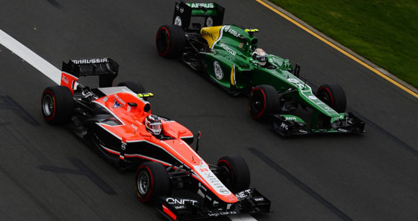 marussia1 at Caterham & Marussia: So Long Farewell?