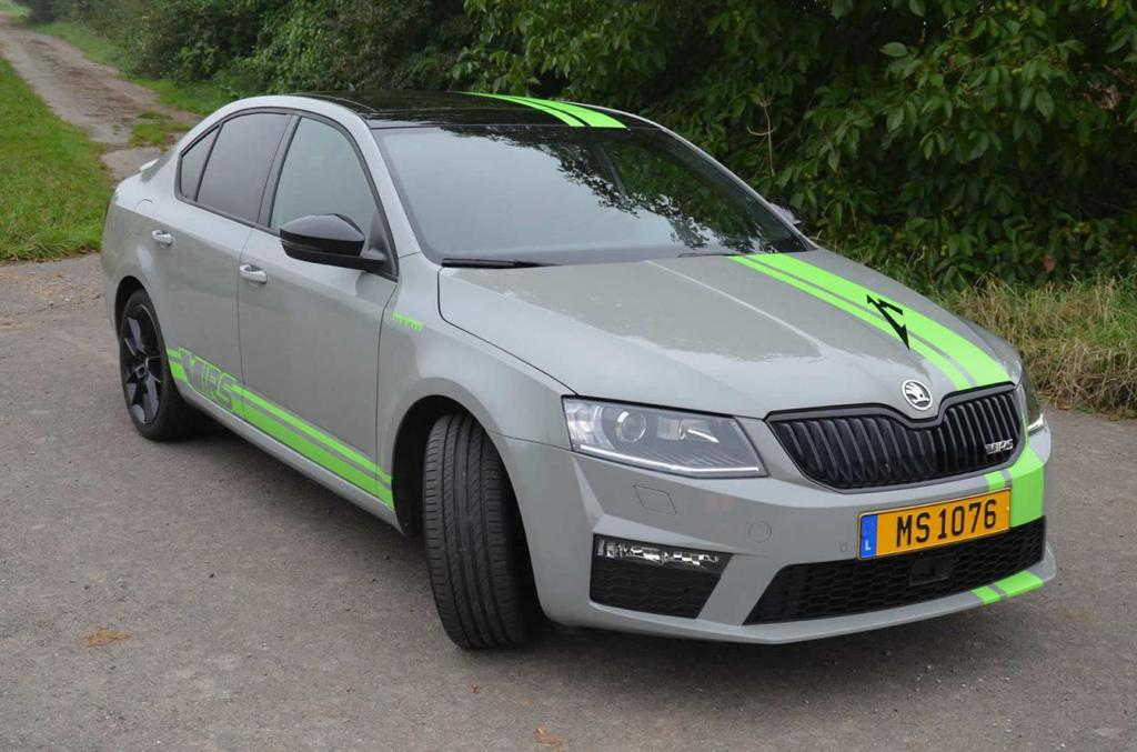 mtm skoda octavia vrs with 300 hp. Black Bedroom Furniture Sets. Home Design Ideas