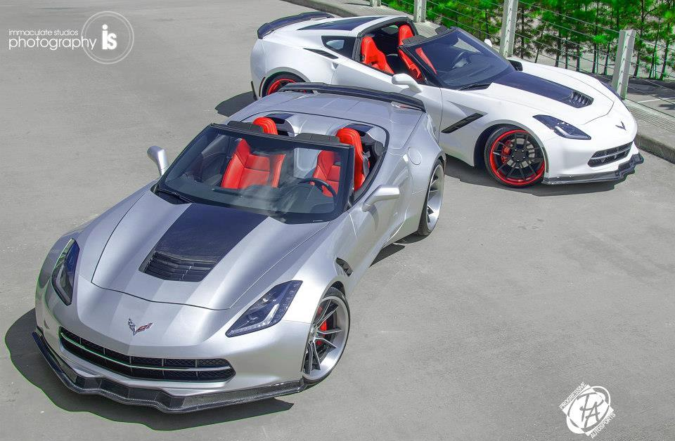Gallery: Cool Corvettes by Progressive Autosports